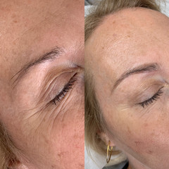 Brow Wax and FIll