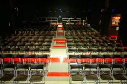 椅子席は250席まで可能