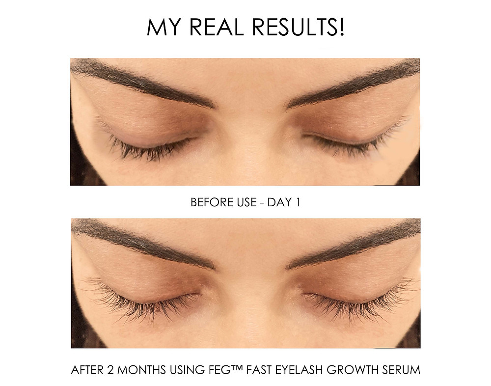 FEG Fast Eyelash Growth Enhancer Goddess by Feritta