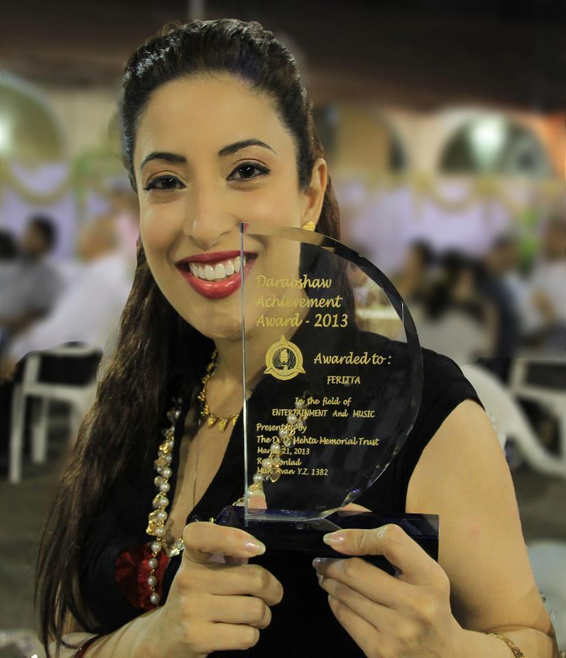 Feritta Wins Award in India