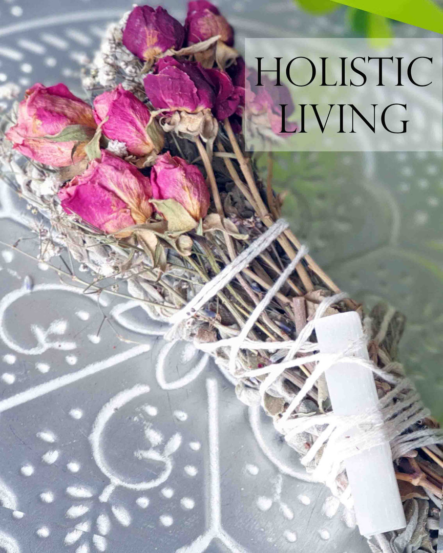 SHOP HOLISTIC LIVING
