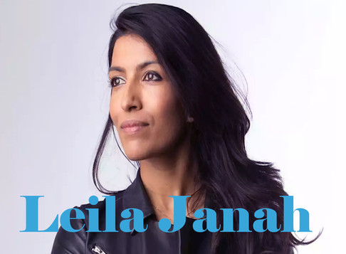 Who On Earth is Leila Janah?