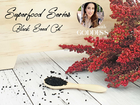SUPERFOODS SERIES: Black Cumin Seeds