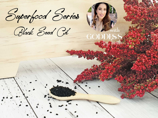 SUPERFOODS SERIES: Black Cumin Seeds