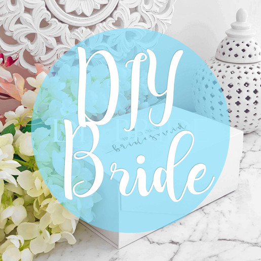 DIY Bride - Create Your Own Personalised Gift Sets