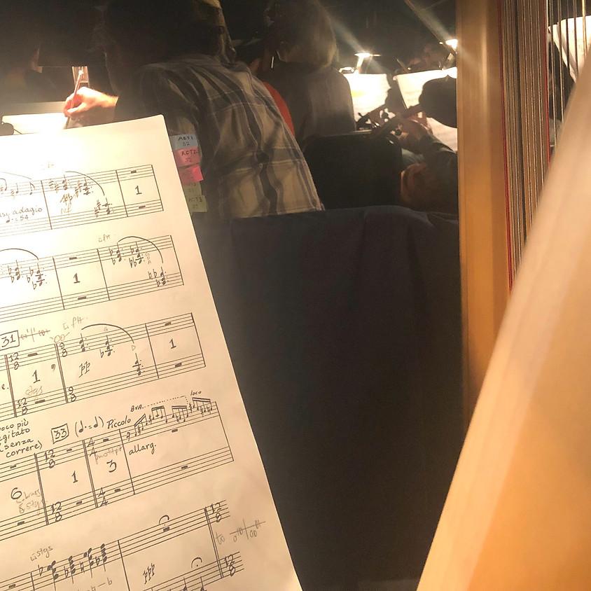 Composing for Harp Workshop