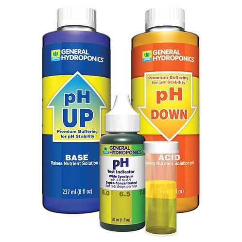 pH Up & Down Kit