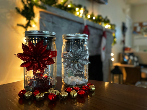 The Holiday Jar-den
