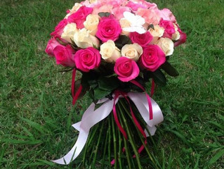 Бесплатная доставка цветов в Адлере!
