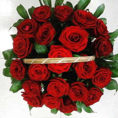 Красные розы купить Адлер