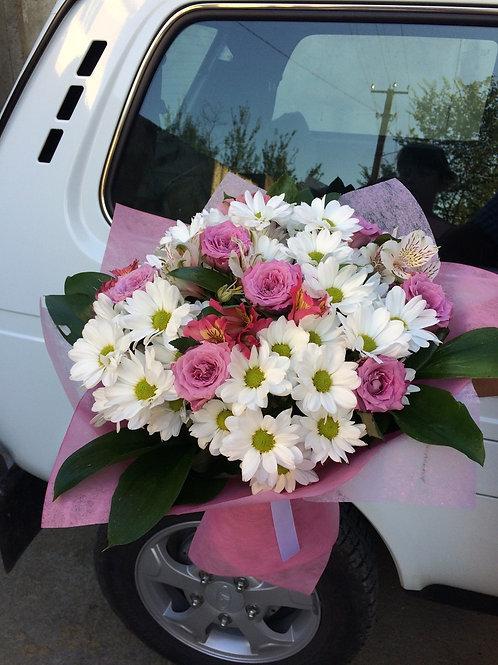 Цветы в Адлере недорого