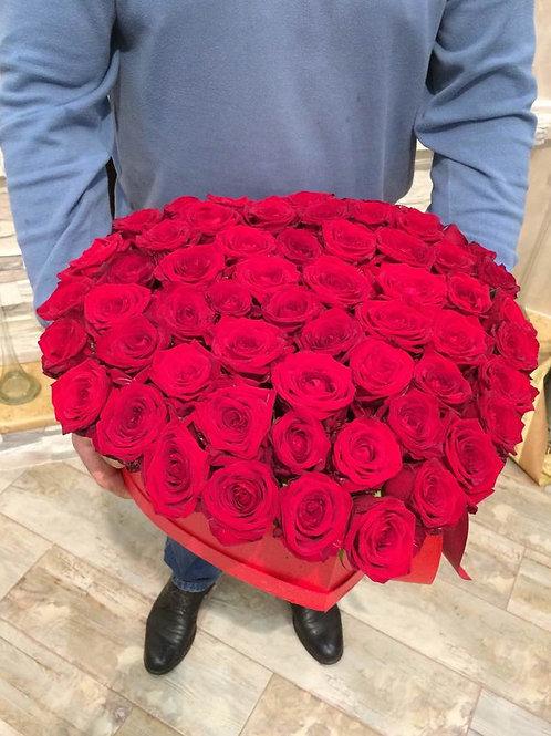 красные розы адлер