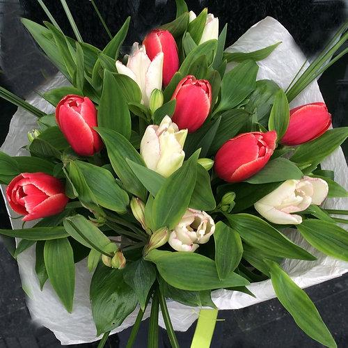 Купить тюльпаны в олимпийском доставка цветов в ст.осколе