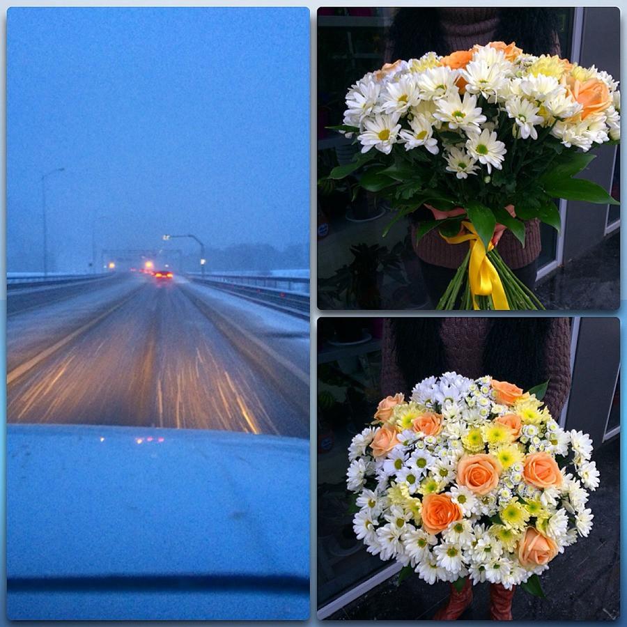 Доставка цветов на Красную Поляну