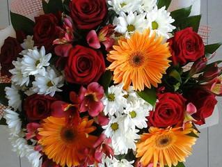 Красочная осень! Заказать, купить цветы и букеты с доставкой в Адлере, Сочи. Недорого
