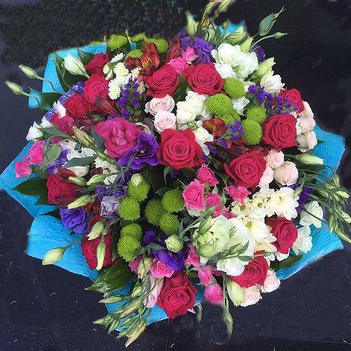 Доставка цветов в лесной свердловская область букет на свадьбу днепропетровск