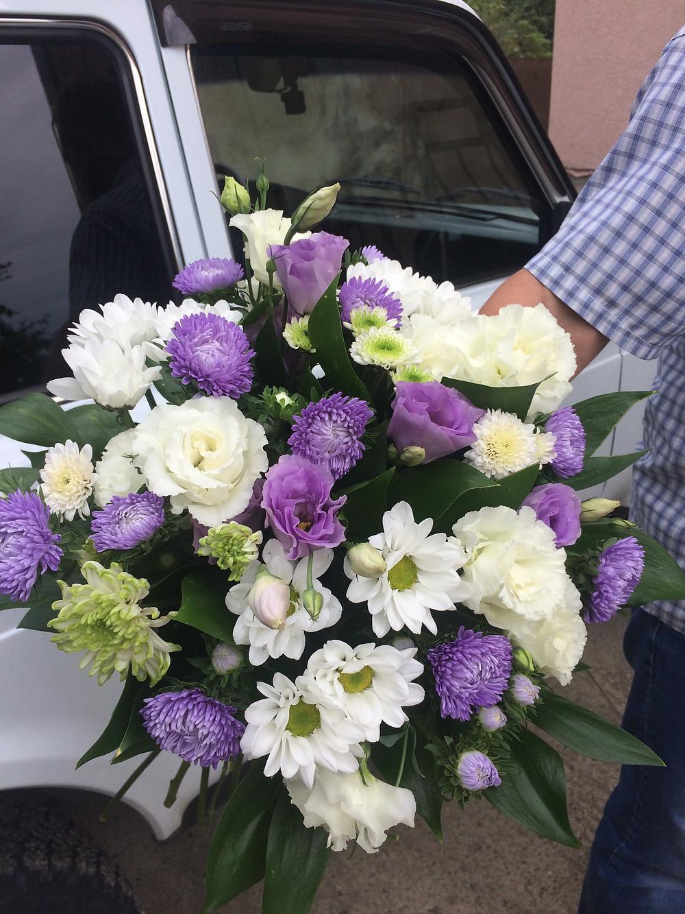 Заказ цветов в Адлере