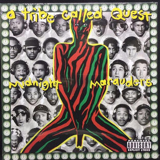 A Tribute Called Quest - Midnight Marauders