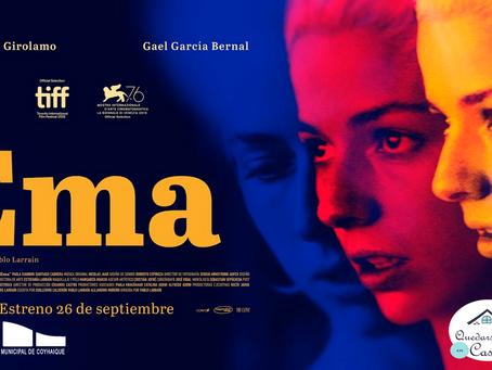 """[ 🎬 CINE EN LÍNEA 🎬 ] """"Ema"""""""