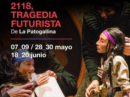 "📣""#TeatroHoyDondeEstés, hasta que volvamos a encontrarnos""🎭"