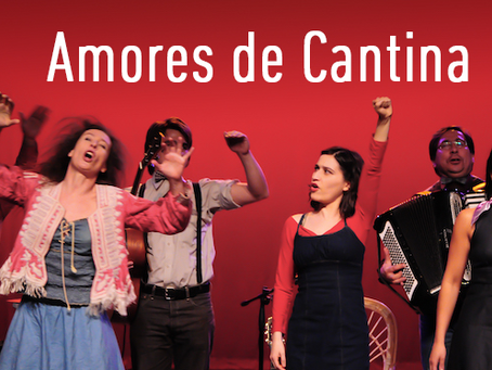 "[ 🎭 TEATRO EN LÍNEA 🎭 ] ""Amores de Cantina"""