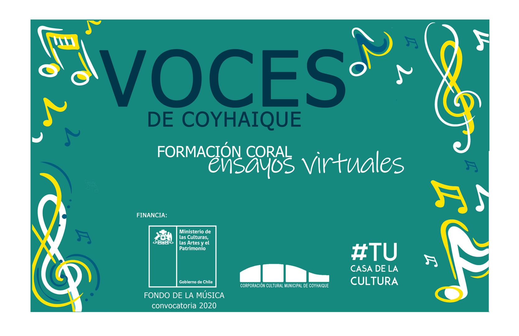 """""""Voces de Coyhaique"""""""