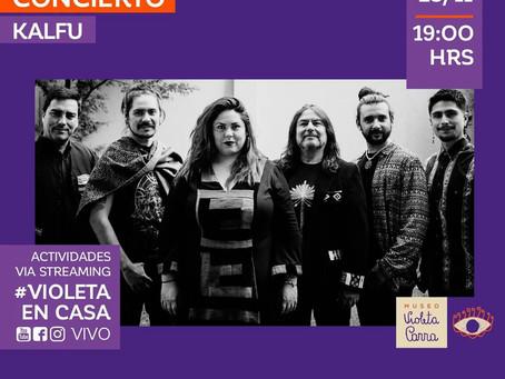 📢 #Repost @museovioletaparra ‼