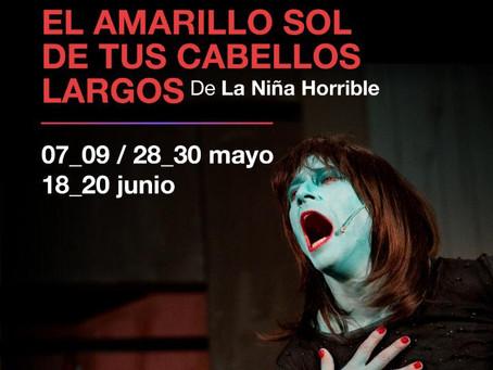 "📣 ""#TeatroHoyDondeEstés, hasta que volvamos a encontrarnos"" 🎭"