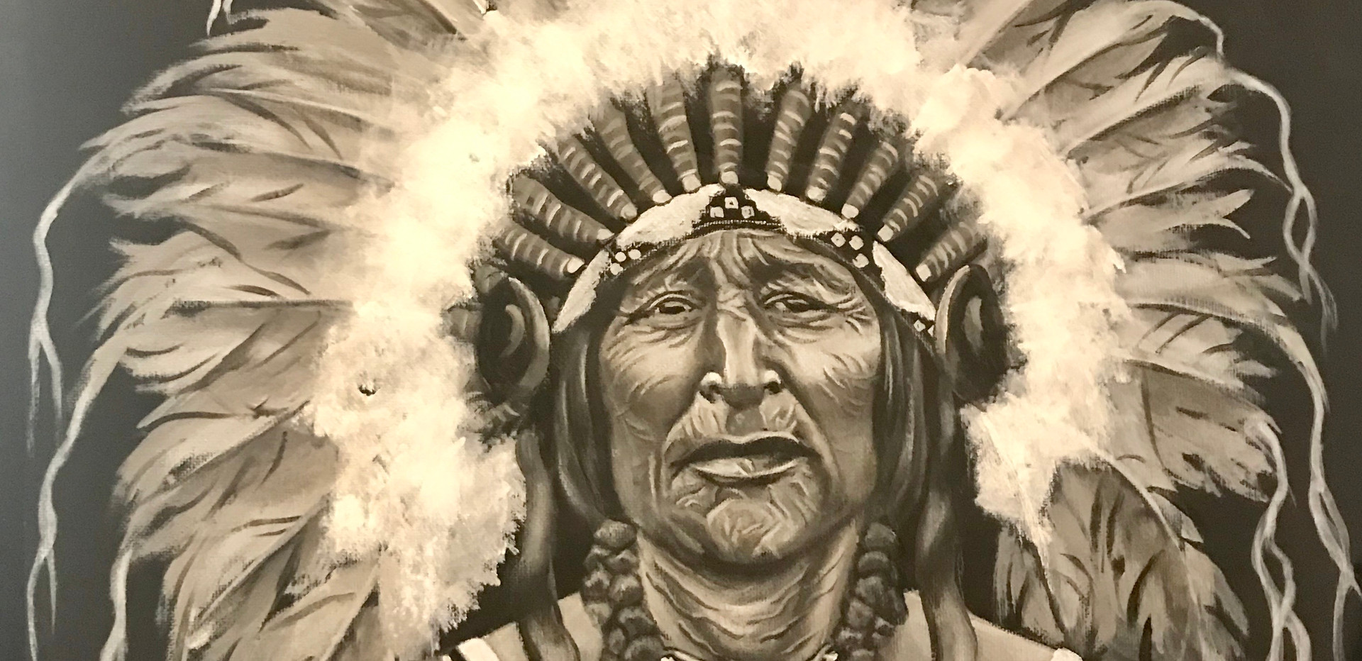 NATIVE CHIEF