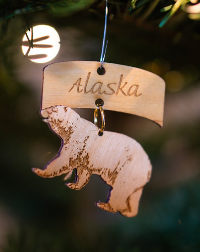 Christmas Ornament - Polar Bear
