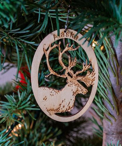 Christmas Ornament - Reindeer