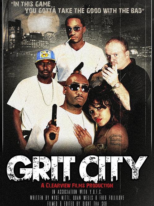 GRIT CITY DVD & SOUNDTRACK