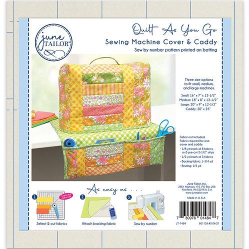 QAYG Sewing Machine Cover & Caddy