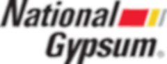 National Gypsum is one of Dyrdahl Lumber's Vendors for Window Repair Materials - Logo.png