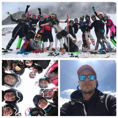Summer season! _Have Fun & ski in summer