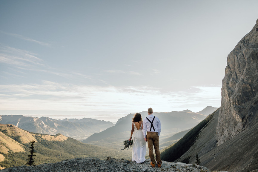 Hiking/Mountain Elopement
