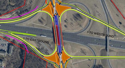 UG Awarded Grant for Turner Diagonal Interchange