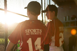 Sports Authority Baseball Campaign