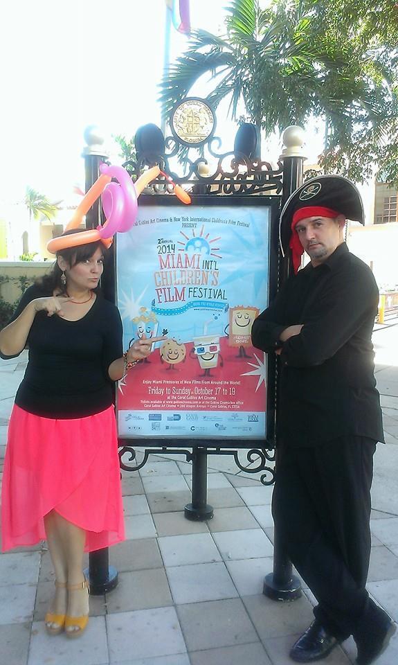 International Film Festival in Miami