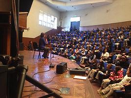 Presentaciones en Bolivia
