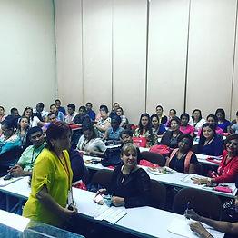 Conferencia en Panama