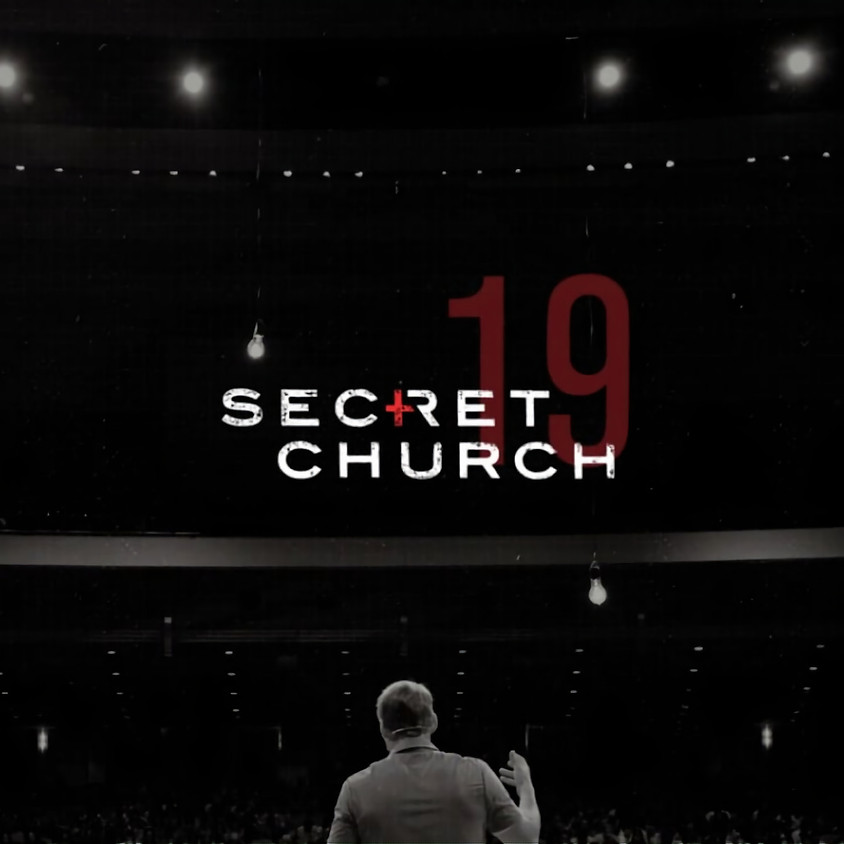 Secret Church 2019