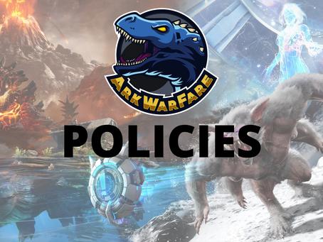 ArkWarfare Policies