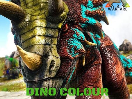 Dino Colour Command (Tokens)
