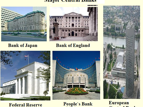 MC10. Video on Major Central Banks