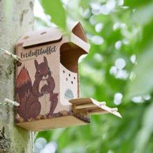 Die Stadtgärtner - Freiluftbuffet - Eichhörnchen