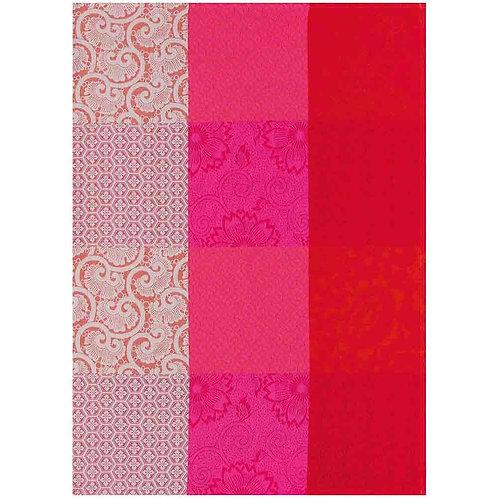 Le Jacquard Francais - Fleur de Kyoto (Cerise - Pink)