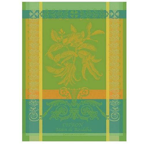 Garnier-Thiebaut - Main de Bouddha Vert