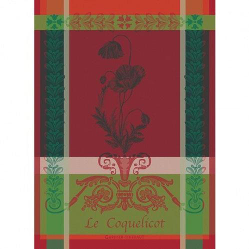 Garnier-Thiebaut - Coquelicot Carmin Bio