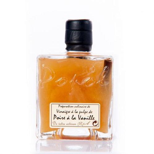 Popol 41% Fruchtmarkessig Birne Vanille 250 ml